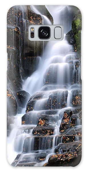 The Magic Of Waterfalls Galaxy Case