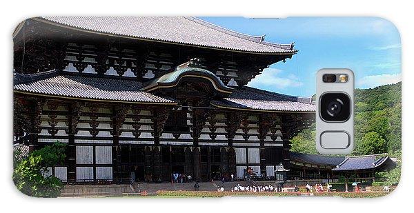 Kansai Galaxy Case - The Main Entrance To The Daimonji by Paul Dymond