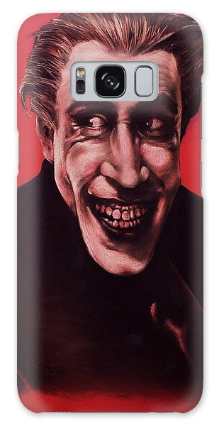 The Man Who Laughs Galaxy Case