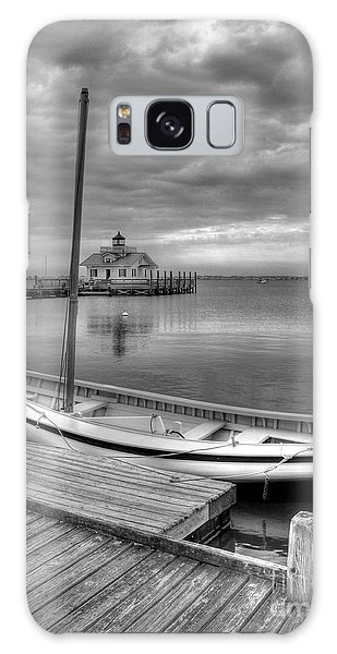 The Manteo Waterfront 2bw Galaxy Case