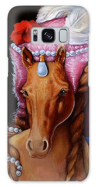 The Mare As Queen Galaxy Case