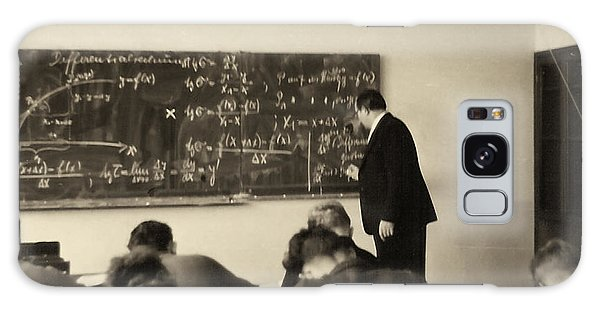 Year 1956 The Math Teacher  Galaxy Case