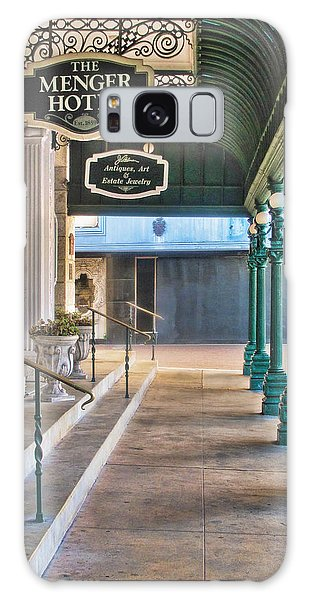 The Menger Hotel In San Antonio Galaxy Case by David and Carol Kelly