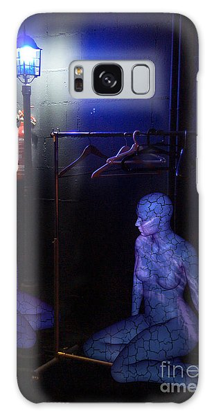 The Mermaids Dresser Galaxy Case