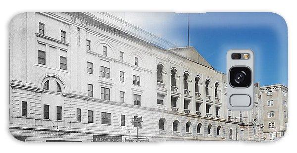 The Metropolitan Opera House Galaxy Case