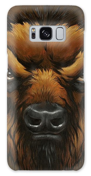 The Mighty Bison Galaxy Case