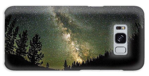 The Milky Way 001 Galaxy Case