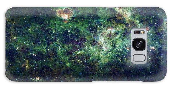 The Milky Way Galaxy Case