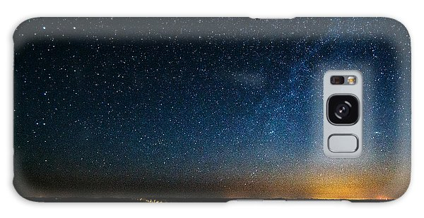 The Milky Way And My Shadow Galaxy Case
