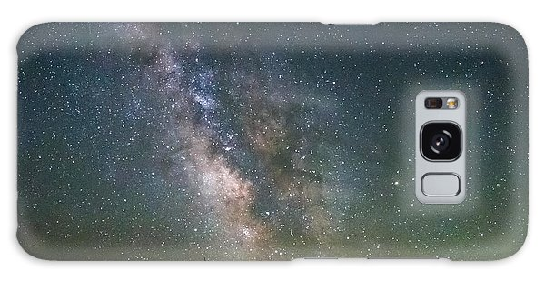 The Milky Way Meets The Aspen Fire Galaxy Case by Mike Lee