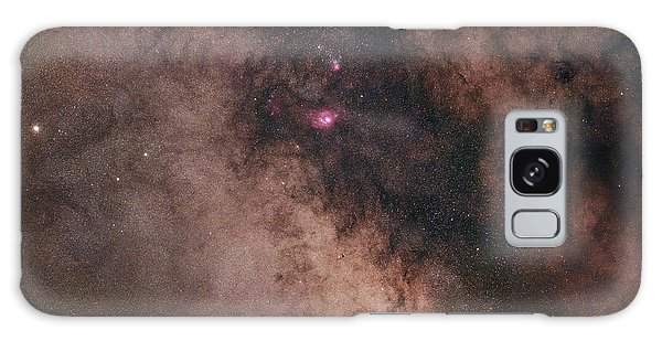 Summer Night Sky Galaxy Case