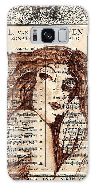The Mistress Of Music Galaxy Case