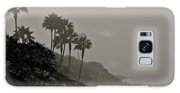 The Mists Of Laguna Beach Galaxy Case by Kirsten Giving