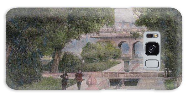 The Moghul Gardens Galaxy Case