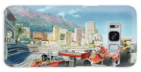 Motor City Galaxy Case - The Monaco Grand Prix by English School