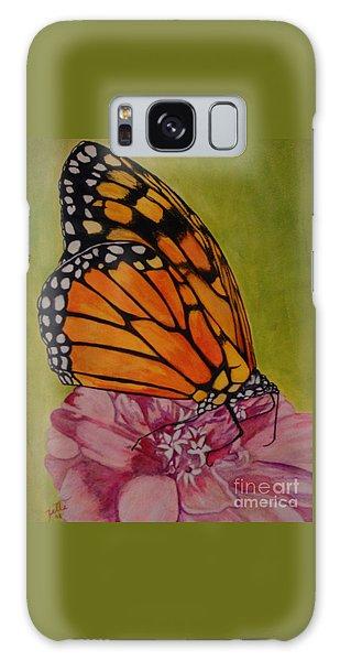 The Monarch Galaxy Case by Suzette Kallen