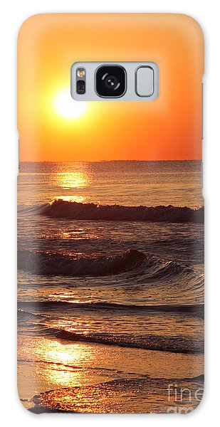 The Morning Tide Galaxy Case