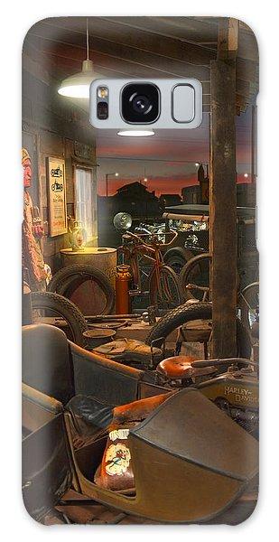 The Motorcycle Shop 2 Galaxy Case
