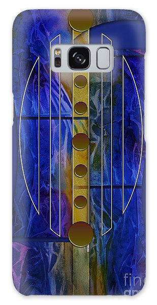 The Musical Abstraction Galaxy Case