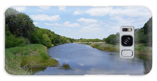 The Myakka River In Myakka River State Park 2 Galaxy Case