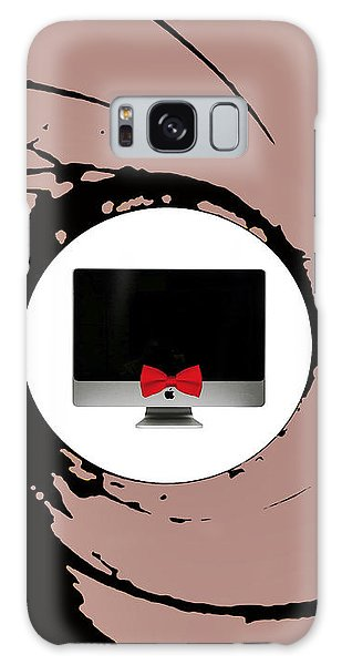 The Names Mac... Imac Galaxy Case by ISAW Gallery