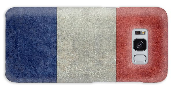 The National Flag Of France Galaxy Case