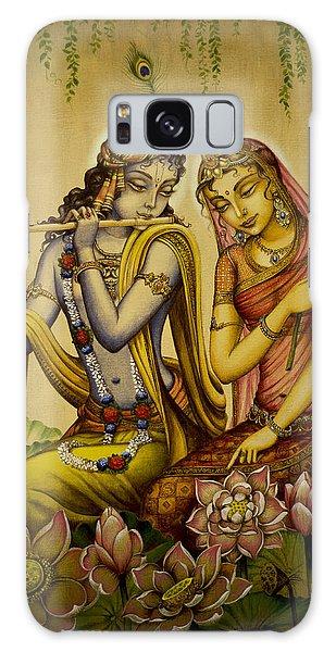 The Nectar Of Krishnas Flute Galaxy Case