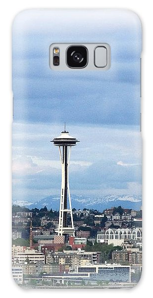 The Needle In Seattle Wa Galaxy Case
