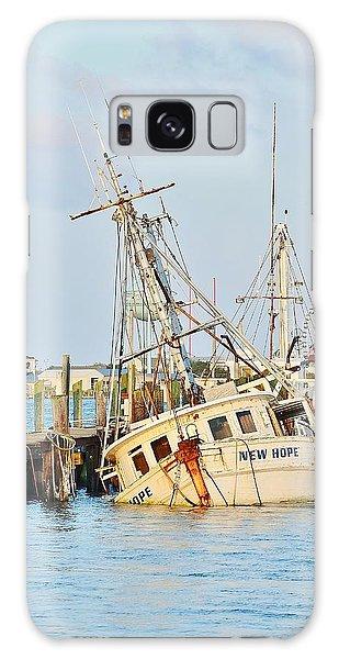 The New Hope Sunken Ship - Ocean City Maryland Galaxy Case