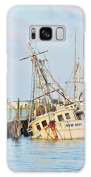 The New Hope Sunken Ship - Ocean City Maryland Galaxy Case