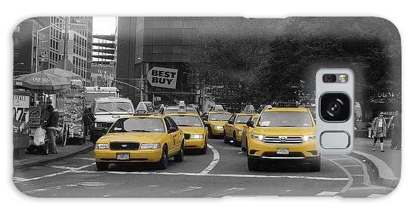 The New York Cabs Galaxy Case