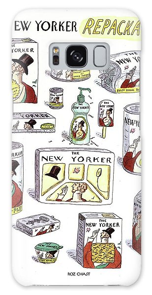 The New Yorker Repackaged Galaxy Case