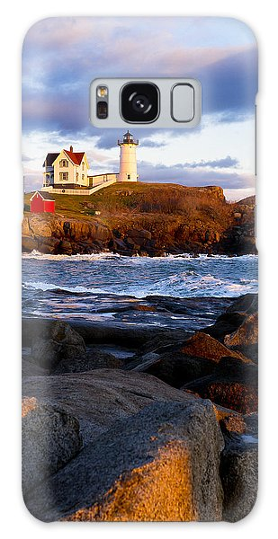 The Nubble Lighthouse Galaxy Case by Steven Ralser