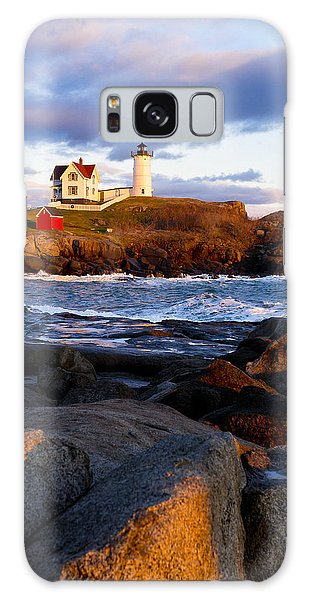The Nubble Lighthouse Galaxy Case