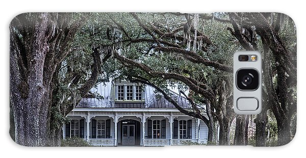 The Oaks Plantation Galaxy Case by Andy Crawford