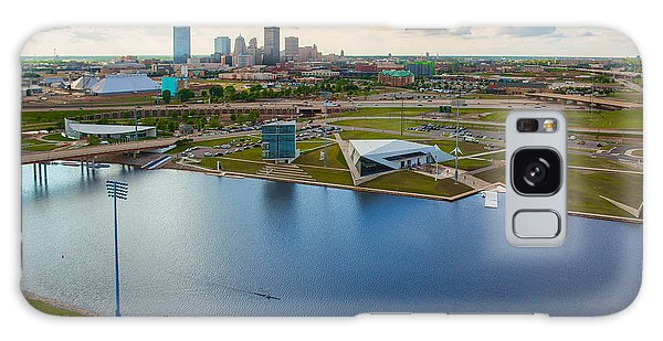 The Oklahoma River Galaxy Case