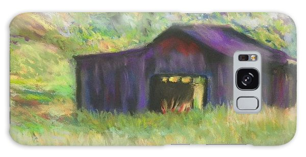 The Old Barn I Galaxy Case by Shirley Moravec