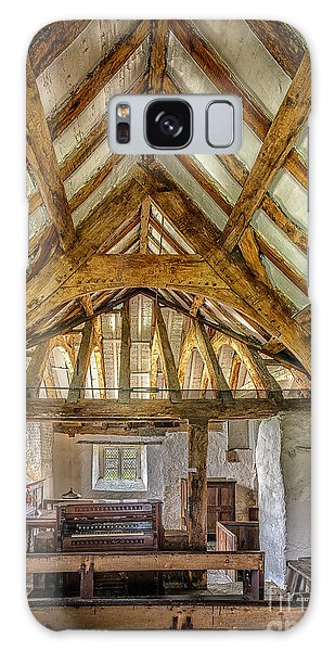 Banister Galaxy Case - The Old Church by Adrian Evans
