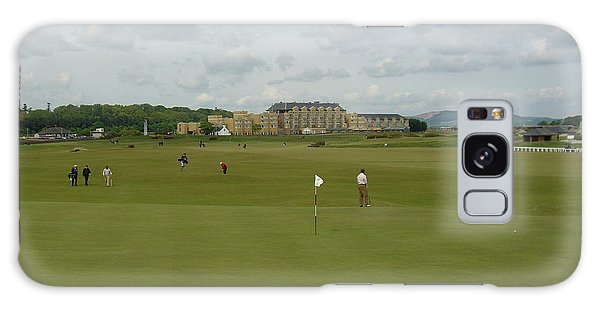 The Old Course Galaxy Case