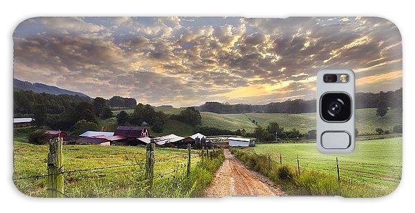 The Old Farm Lane Galaxy Case
