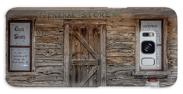 The Old General Store Galaxy Case by Doug Long