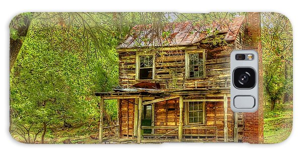 The Old Home Place Galaxy Case by Dan Stone