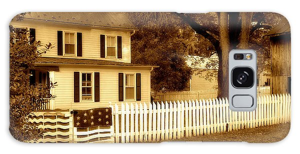 The Old Homestead Galaxy Case