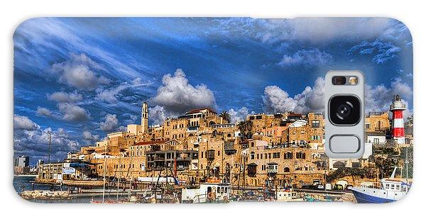 the old Jaffa port Galaxy Case