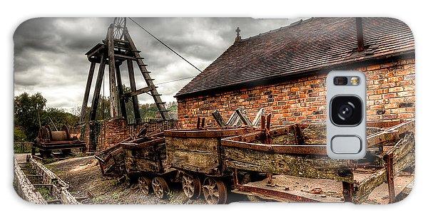 Derelict Galaxy Case - The Old Mine by Adrian Evans