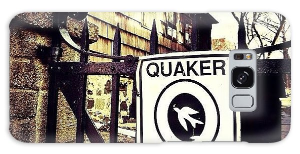 Religious Galaxy Case - The Old Quaker Meeting House: Built In by Natasha Marco