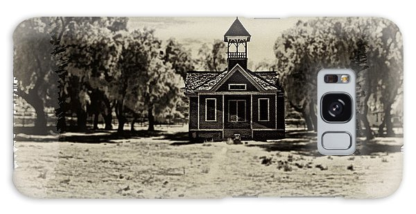 The Old Schoolhouse Galaxy Case
