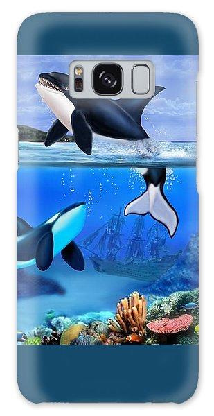 The Orca Family Galaxy Case