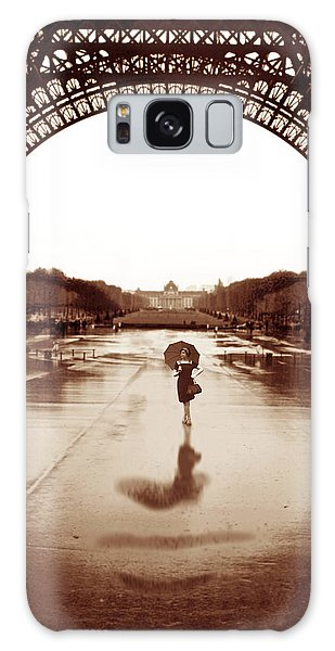 The Other Face Of Paris Galaxy Case