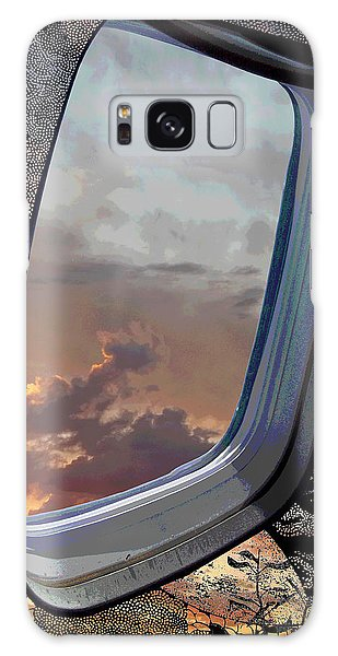The Other Side Of Natural Galaxy Case by Glenn McCarthy Art and Photography